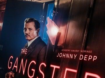 Johnny Depp es El Gángster