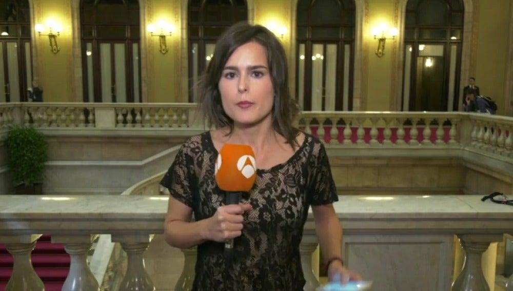 Puigdemont propone comparecer el martes en el Parlament tras la suspensión del Constitucional del pleno del lunes