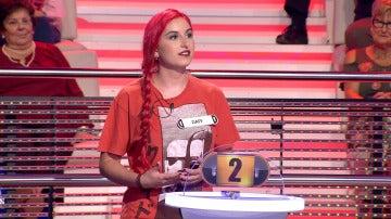 La ganadora de Cataluña consigue 10.750 euros en el especial comunidades autónomas de '¡Ahora Caigo!'