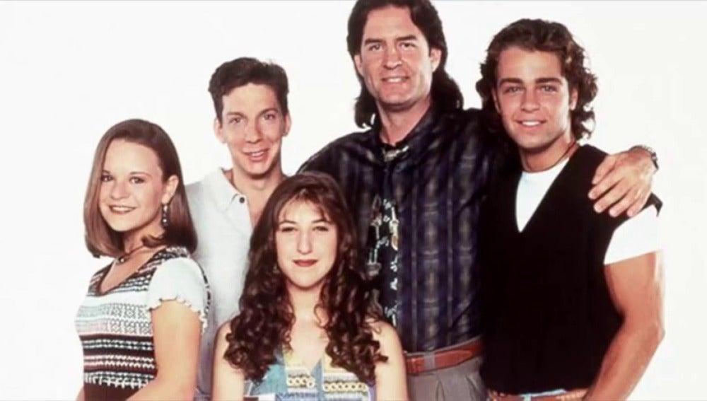 Reencuentro de los actores de 'Blossom' 22 años después del final de la serie