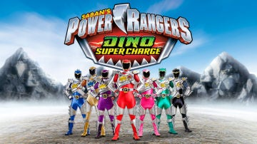 T1 Power rangers dino super charge