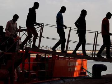 Aumenta la llegada de pateras a España