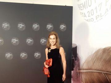 Carmen Posadas, la escritora ganadora del Planeta de 1998 por 'Pequeñas Infamias'