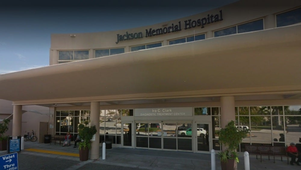 Hospital Jackson Memorial en Miami