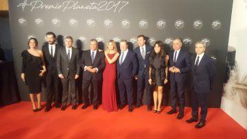 Los rostros de Antena 3 acuden a la gala del Premio Planeta