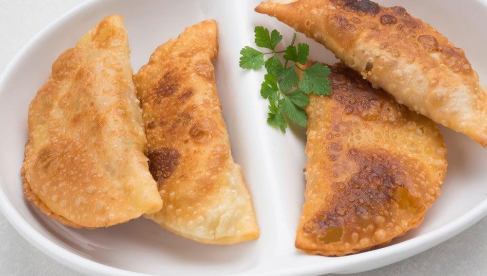 Empanadillas de ajoarriero