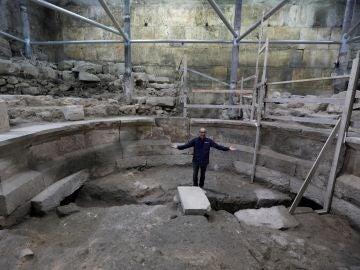 Nuevo tramo del Muro de las Lamentaciones descubierto en Jerusalén