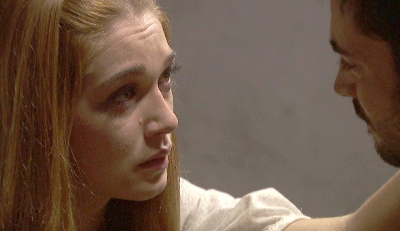 "Julieta a Saúl: ""Voy a estar a tu lado pase lo que pase"""