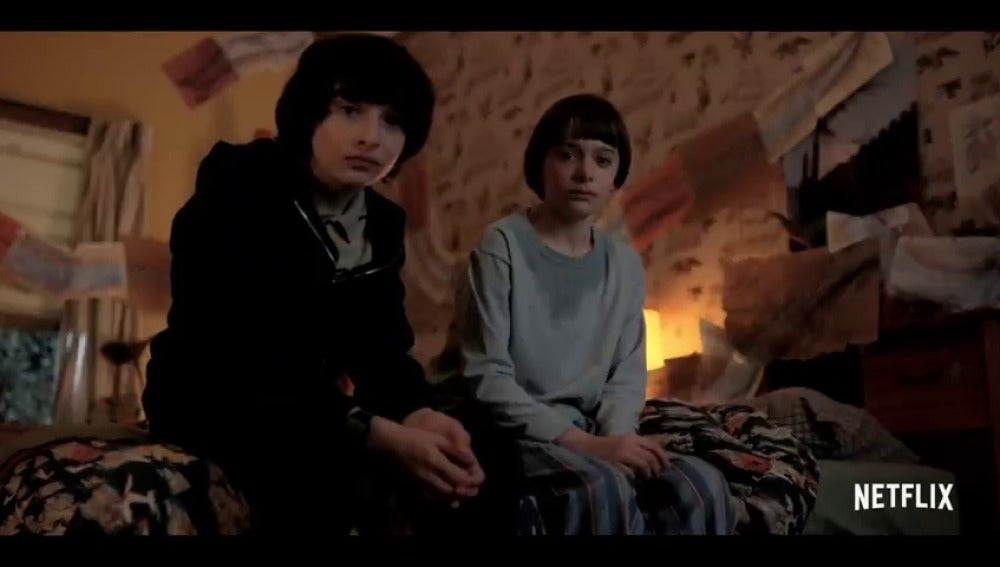Épico tráiler de la segunda temporada de 'Stranger Things'