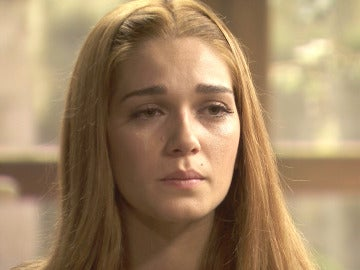 Julieta, desolada tras la detención de Saúl