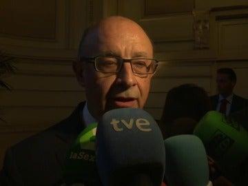 "Montoro: ""La Generalitat es una amenaza para el empleo"""