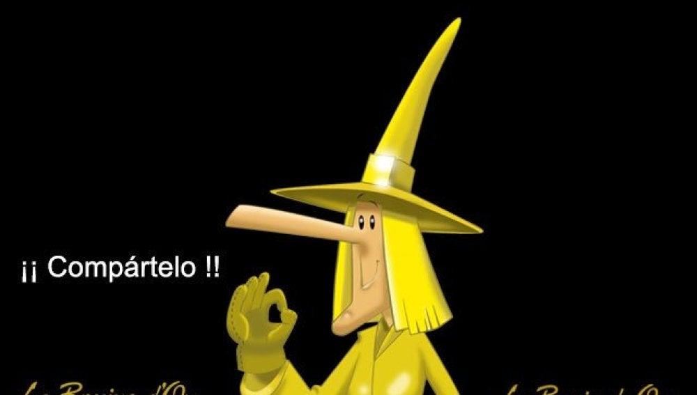 Bruixa d'Or