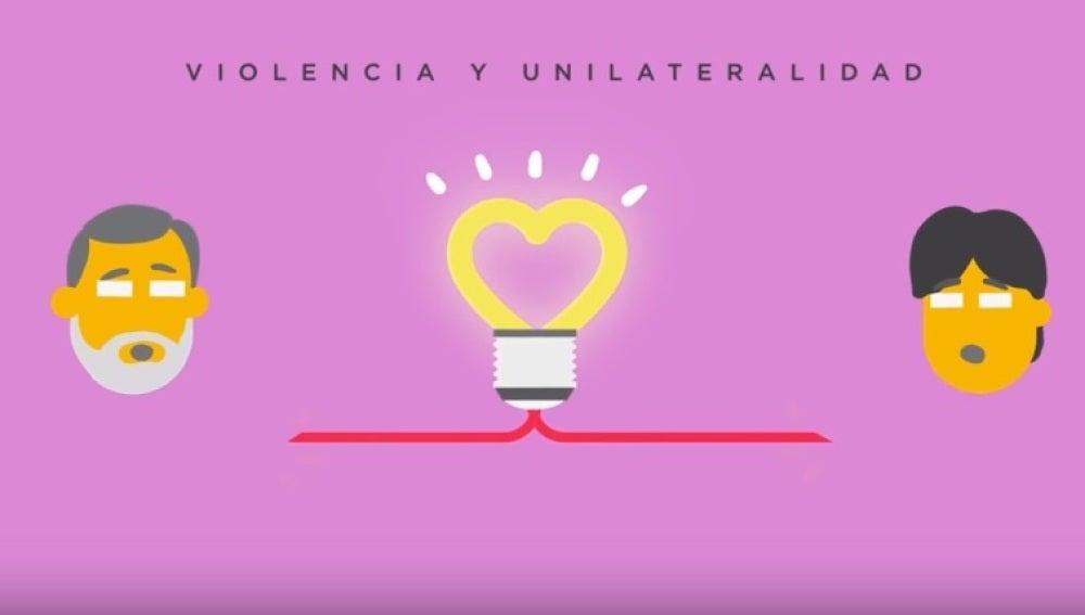 Unidos Podemos propone una solución a un referéndum pactado