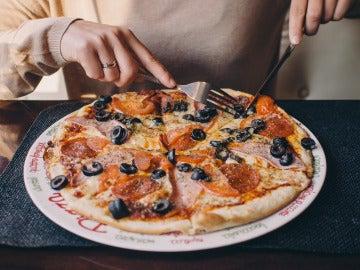 Ser catador de pizza profesional ya es un trabajo