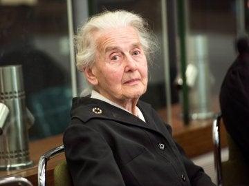 Ursula Haverbeck, octogenaria condenada por negar el Holocausto