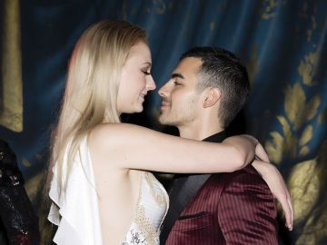 Joe Jonas y Sophie Turner
