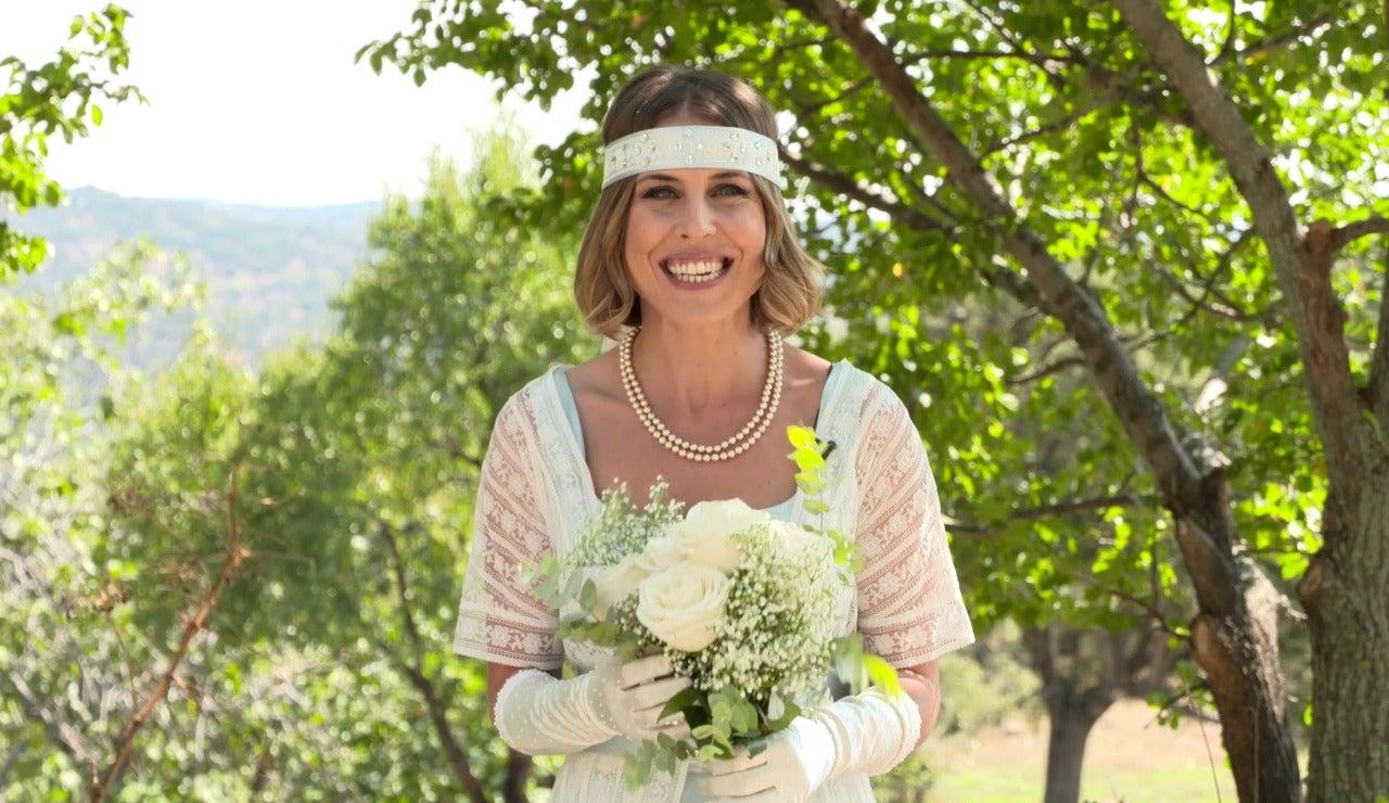 ¿Quieres conseguir el ramo de novia de Adela? ¡Participa en el sorteo!