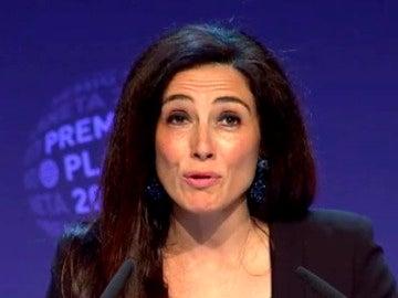 Cristina López Barrio, finalista del Premio Planeta 2017