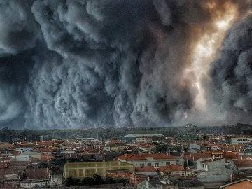 Foto bombero Hélio Madeiras