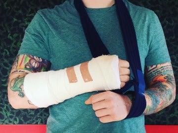 La foto publicada por Ed Sheeran en Instagram