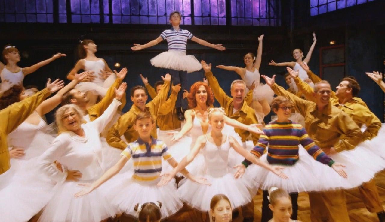 Billy Elliot, la historia de luchar por un sueño