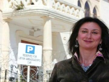 Organizan protesta para pedir justicia por el asesinato de periodista maltesa