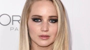 Jennifer Lawrence en la gala ELLE