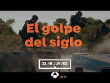 Jeffrey Dean Morgan y Robert De Niro protagonizan 'El Golpe del Siglo'