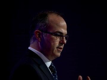 El conseller de Presidencia y portavos de la Generalitat, Jordi Turull