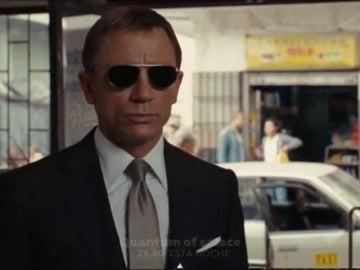 James Bond llega con 'Quantum of Solace'