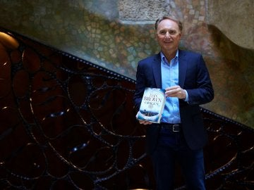 """Dan Brown asegura que 'Origen' es una """"carta de amor a España"""""""