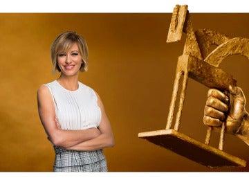 Susana Griso, premio Ondas a mejor presentadora por 'Espejo Público'