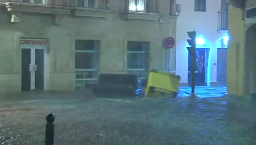 Precipitaciones generalizadas en toda España tras semanas de sequía