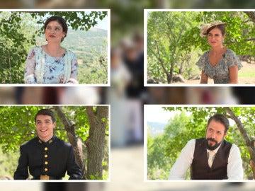 ¿Cuánto conocen los invitados al nuevo matrimonio de Puente Viejo?