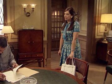Marta se enfrenta a Carvajal para solucionar sus diferencias