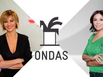 Susanna Griso e Isabel Gemio, premios Ondas 2017