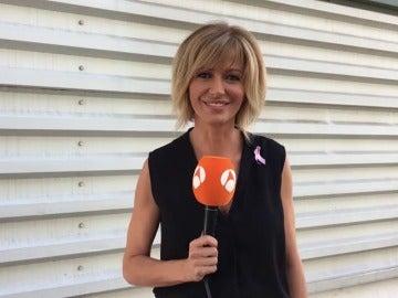 """Susanna Griso, sobre su segundo premio Ondas: """"Saber que soy la primera mujer que lo consigue es un doble premio"""""""