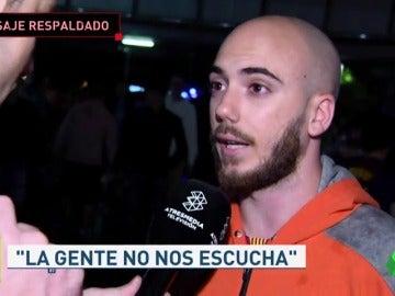 La afición del Barcelona opina sobre el posicionamiento político del club