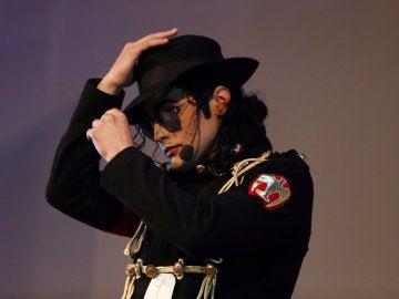 Uno de los participantes en la selección para buscar a Michael Jackson
