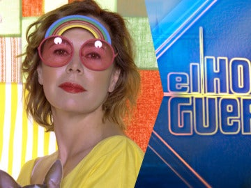 Ágatha Ruiz de la Prada en 'El Hormiguero 3.0'