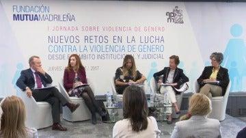 La violencia de género a debate desde el ámbito institucional y judicial