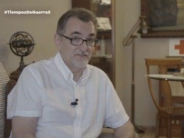 La historia real de un soldado prisionero que logró escapar como Andrés Pereda
