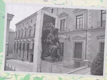 Monumento a las víctimas del atentado a Alfonso XIII