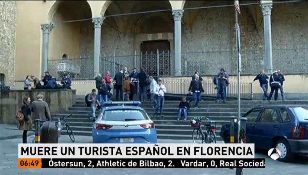 TURISTA ESPAÑOL