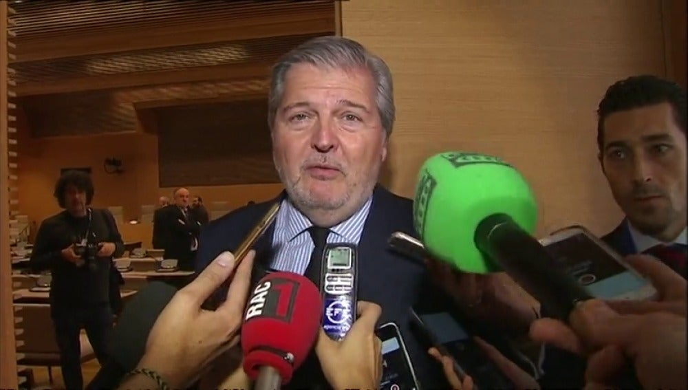 """El Gobierno, ante la negativa de Puigdemont de ir al Senado: """"Está claro que no quiere dialogar"""""""