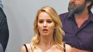 La actriz Jennifer Lawrence