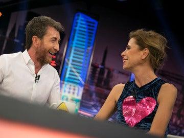 Agatha Ruiz de la Prada regala 3.000 euros a un espectador de 'El Hormiguero 3.0'