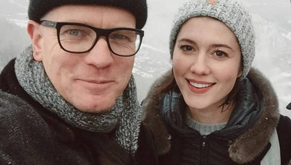 Ewan McGregor junot a Elizabeth Winstead
