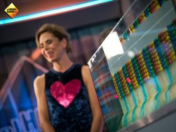 Marron homenajea el colorido estilo de Agatha Ruiz de la Prada