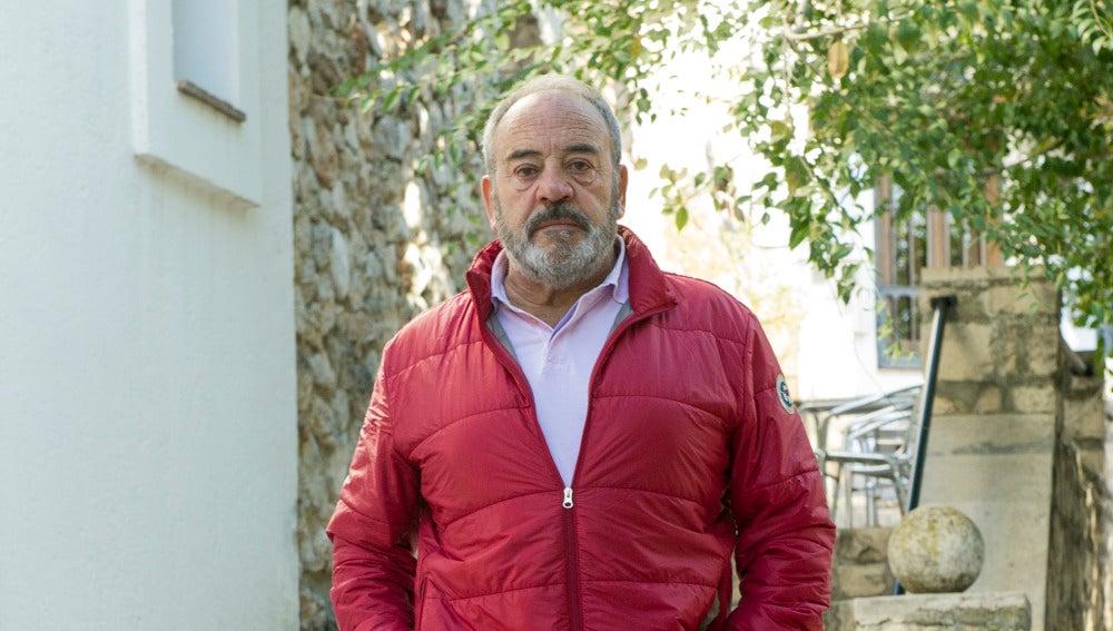 Tito Valverde es Salvador en 'Matadero'